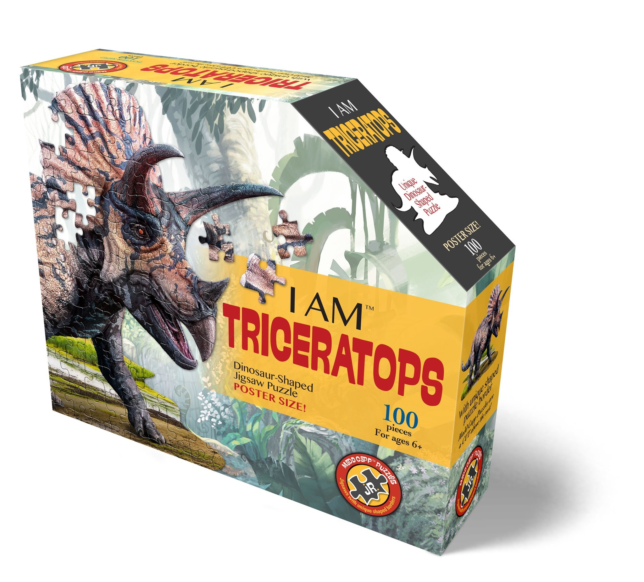 I Am Triceratops 100pc