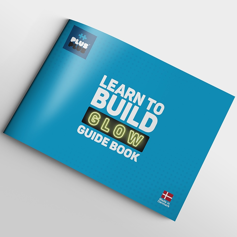 Learn To Build - Glow 260 pcs PlusPlus