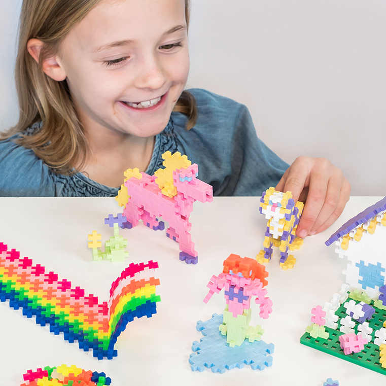 Learn to Build - Pastel 300 + 100  pc