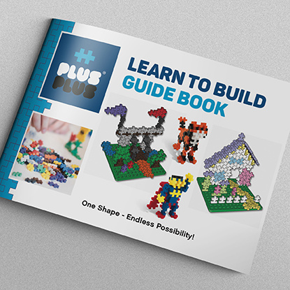 Learn to Build - Basic Plus Plus 300 +100 pcs