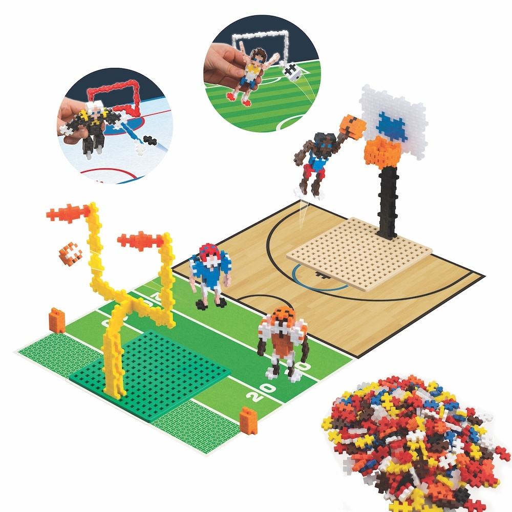 Learn to Build - Sports Plus Plus