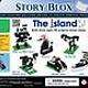 EBlox The Island - E-Blox® LED Light-Up Building Blocks Stories
