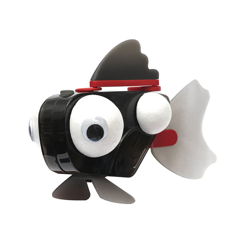 PlaySTEAM Robotic Fish