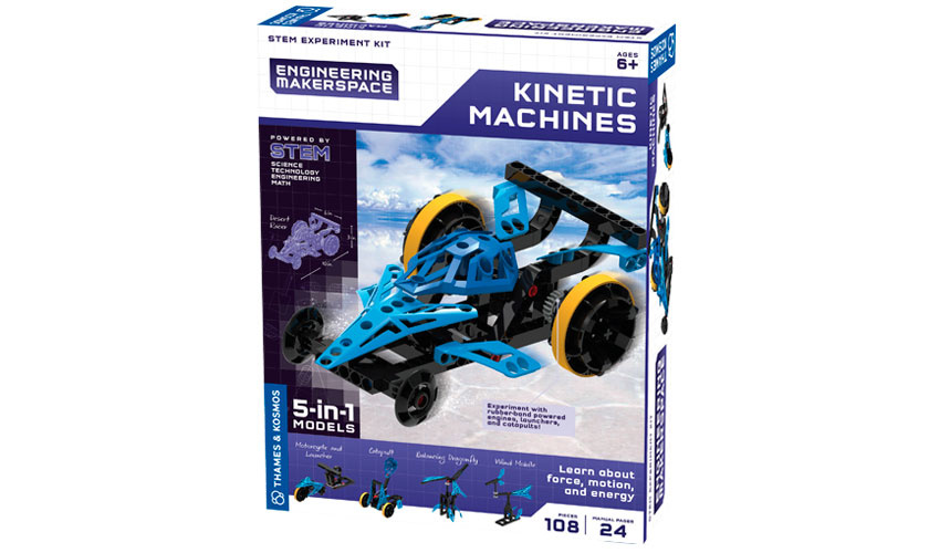 Thames and Kosmos Kinetic Machine 5-in1