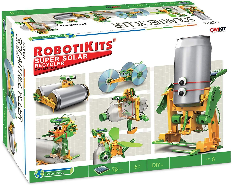 O.W.I. O.W.I. Super Solar Recycler Robot