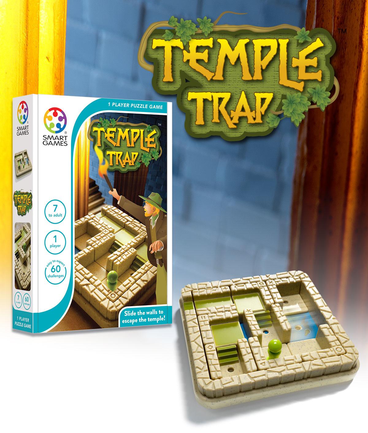 Smart Max Temple Trap Smart Games