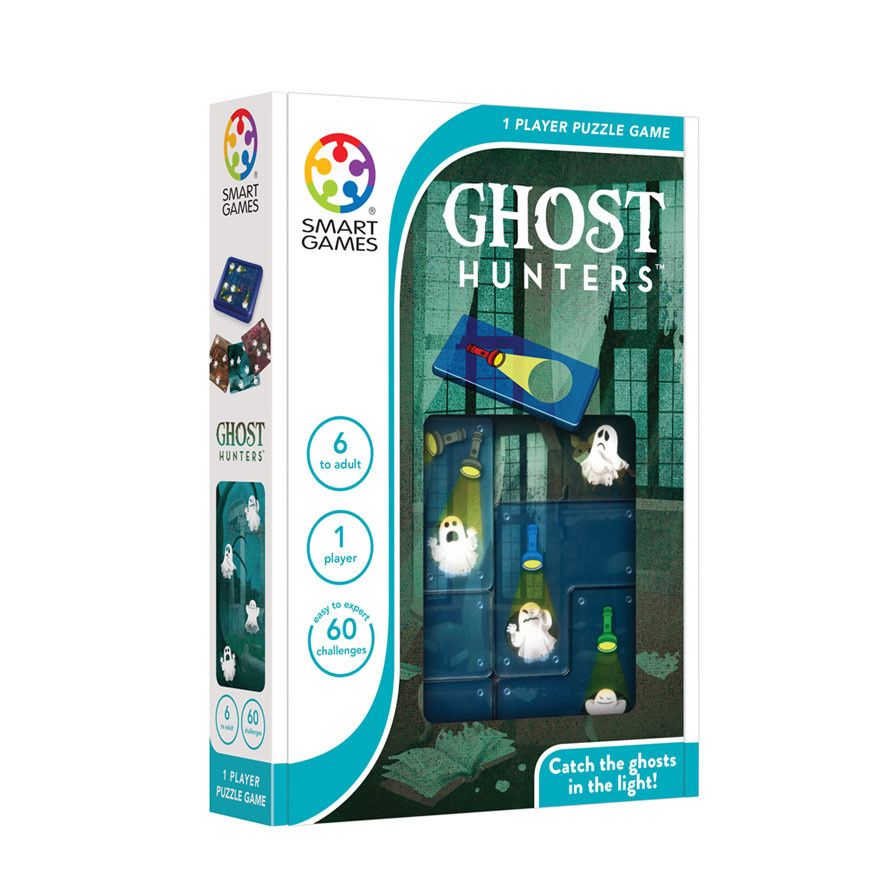 Smart Max Ghost Hunters Smart Games