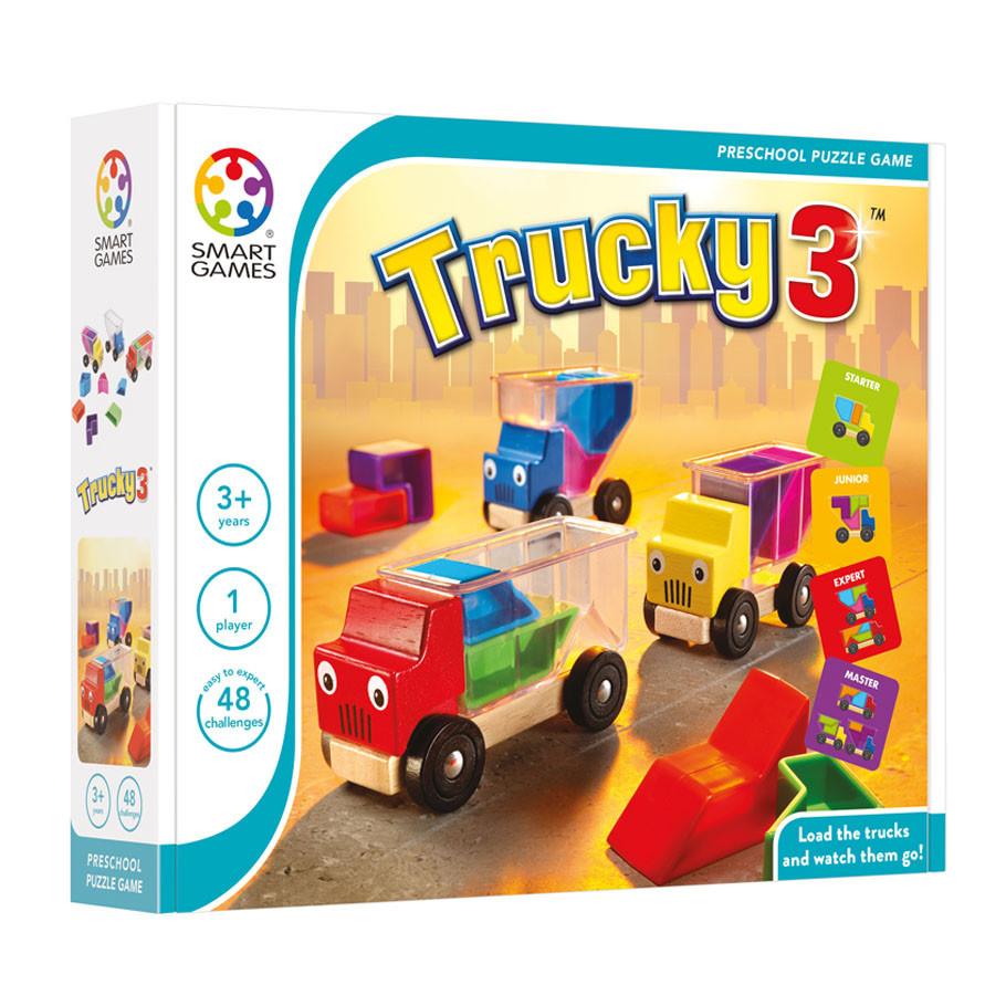 Smart Max Trucky 3 Smart Games