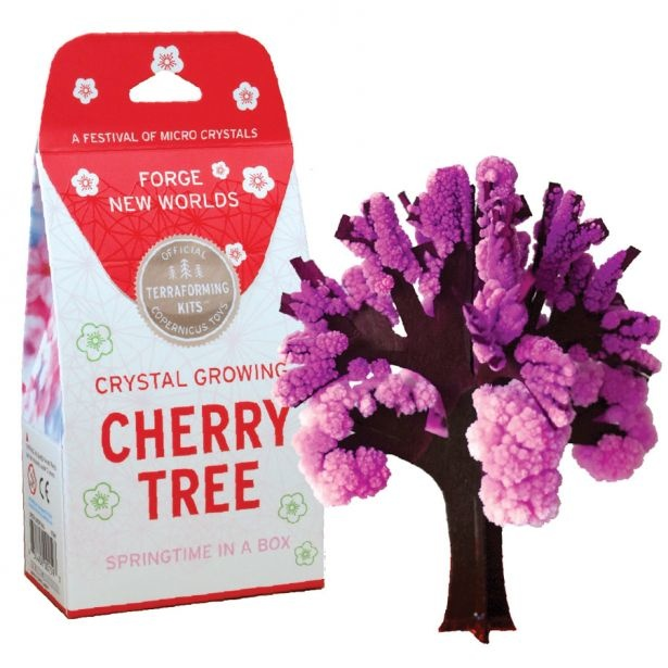 Cherry Tree crystal