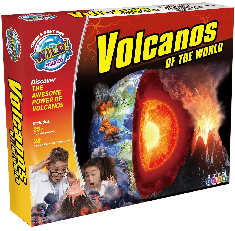 Volcanos of the World
