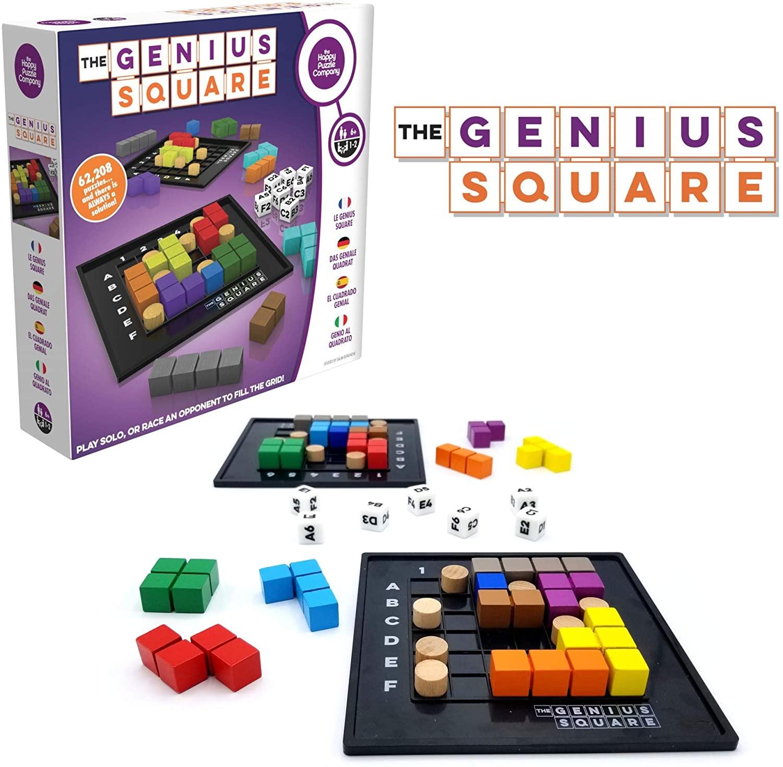 Genius Squares