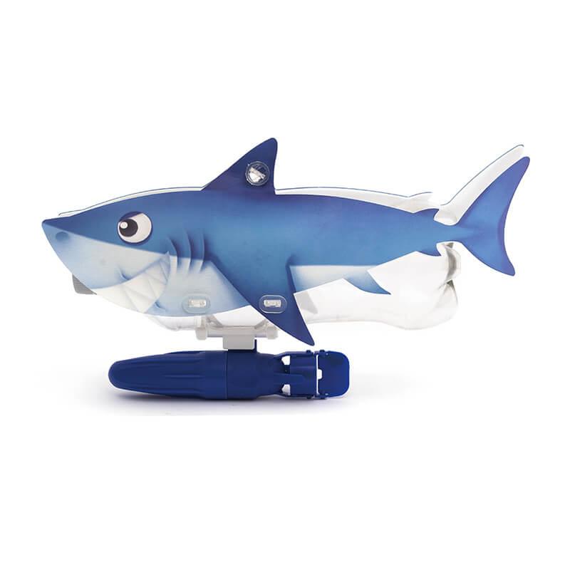Ocean Friends White Shark and Squid