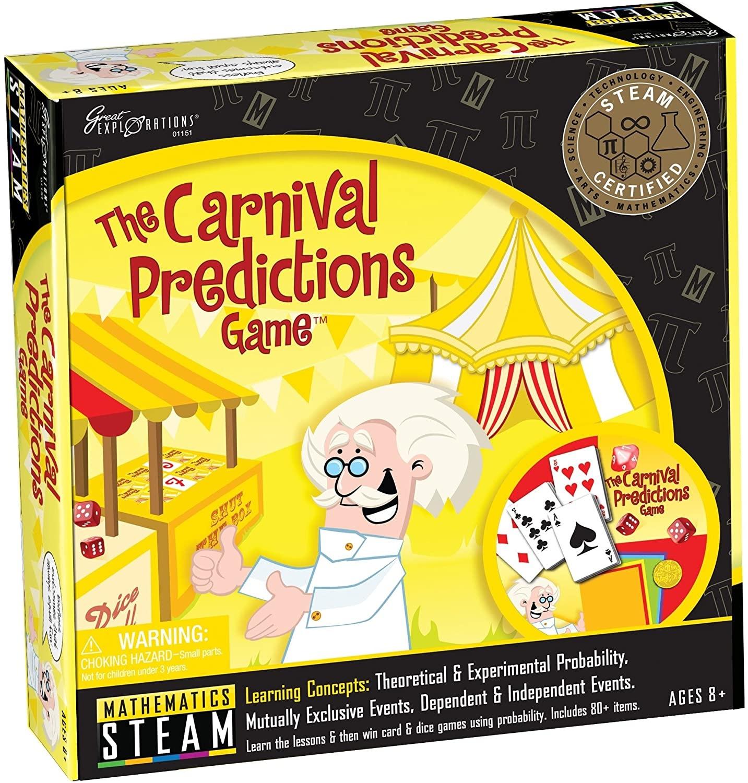 Carnival Prediction Game