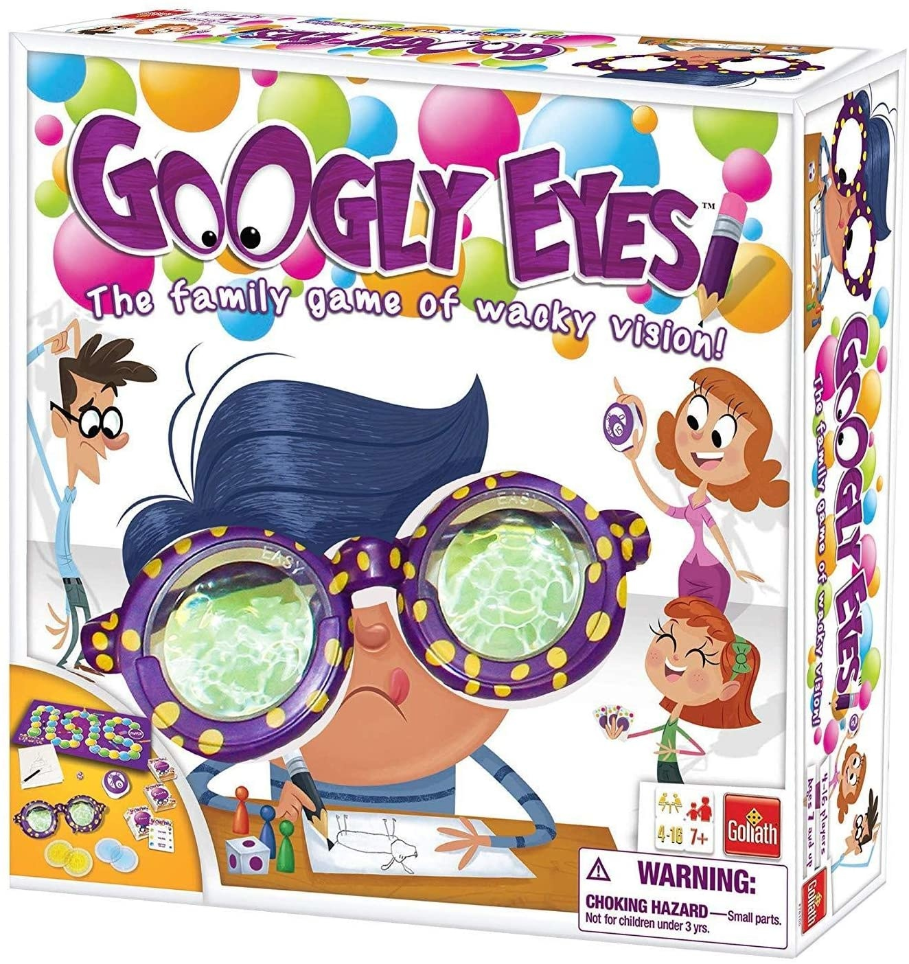 Googl Eyes
