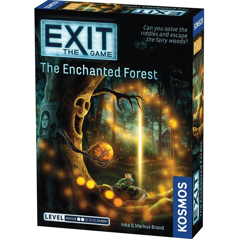 Thames and Kosmos The Enchanted Forest Exit The Game