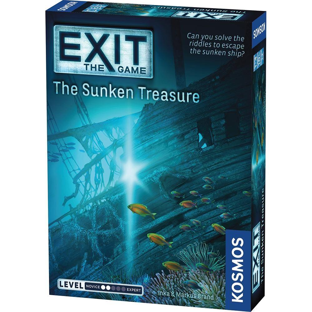 Exit: Sunken Treasure