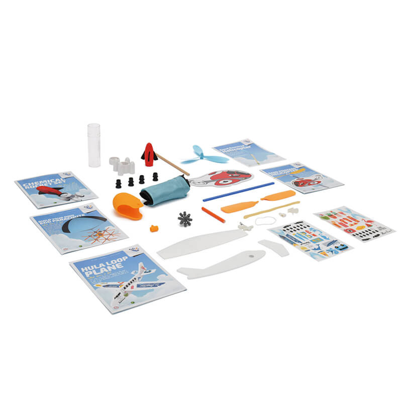 PlaySTEAM Aero Science Combo Set