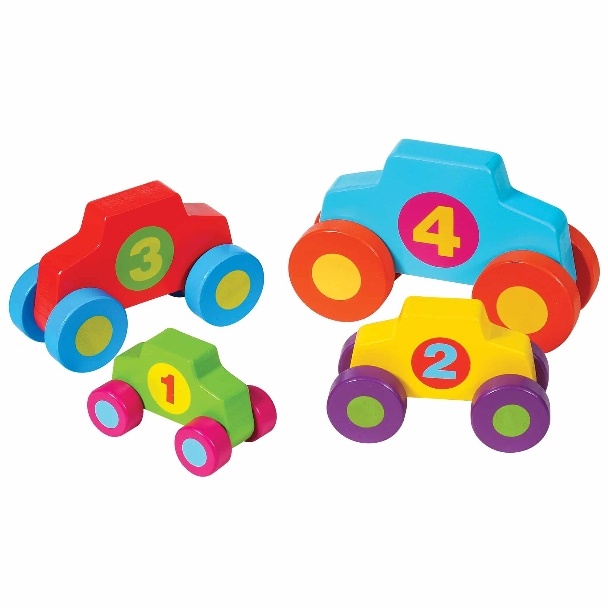 Stack n Play Cars