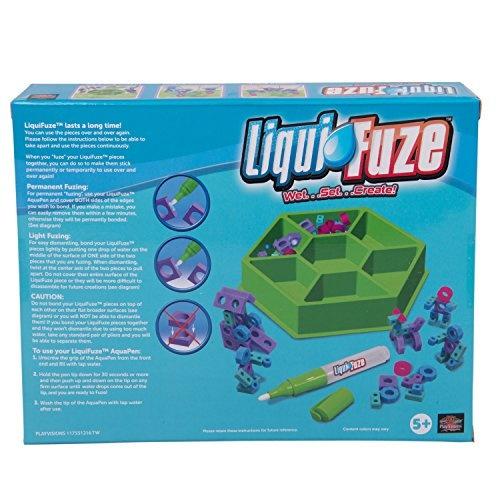 Liquifuze Playground