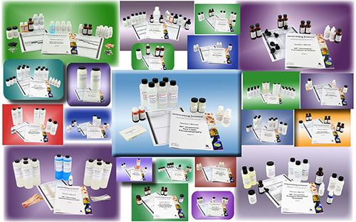 Aldon IS8023 COMPLETE SET OF 22 AP CHEMISTRY LAB ACTIVITIES