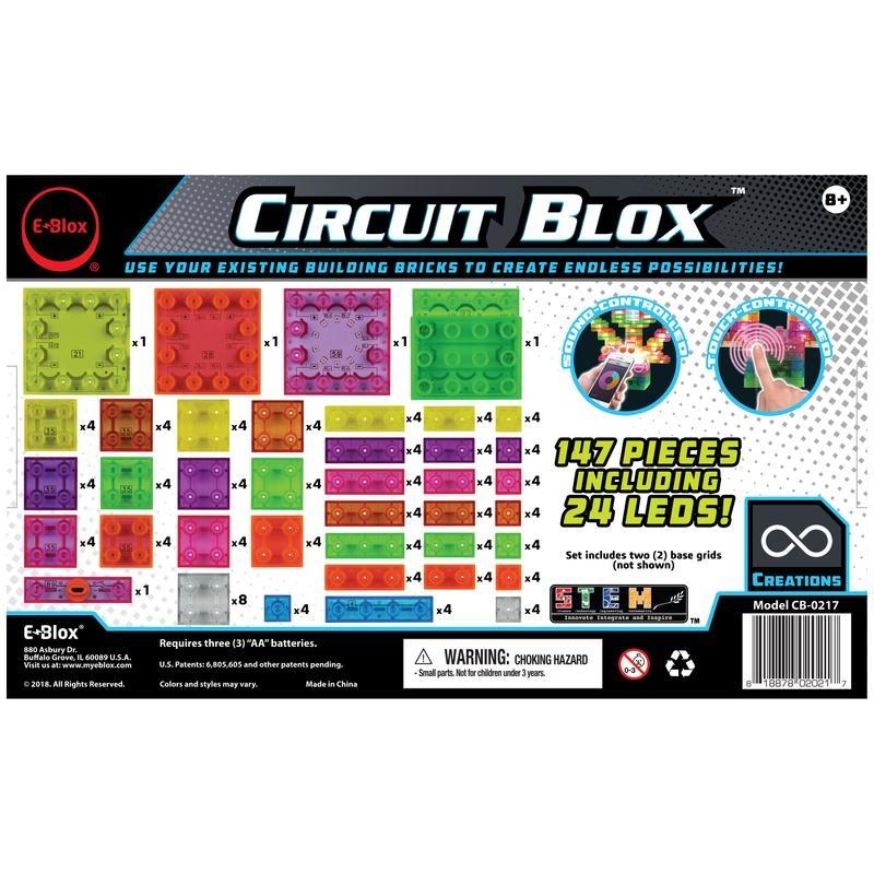 EBlox Circuit Blox™ Lights Deluxe
