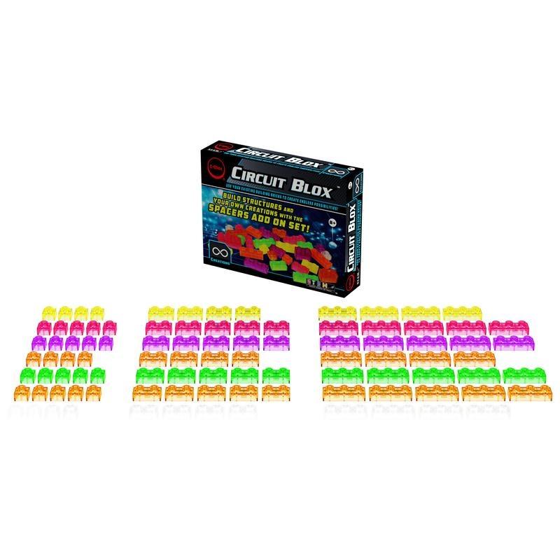 EBlox Circuit Blox™ Lights 96 Piece Spacer Add-on Set
