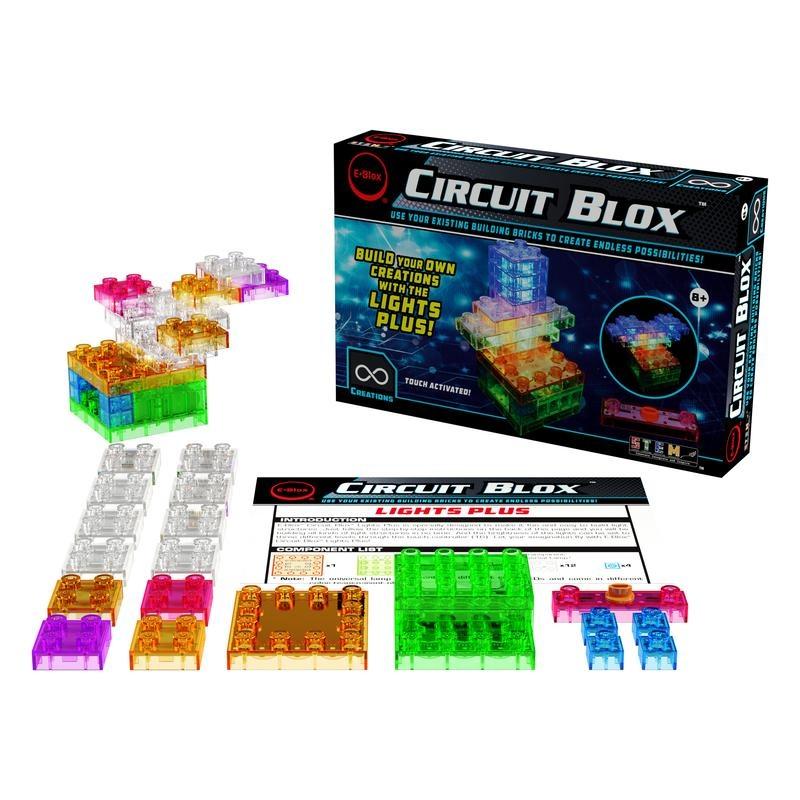 EBlox Circuit Blox™ Lights Plus
