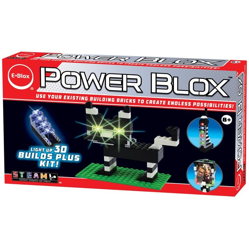 EBlox Power Blox™ Builds Plus Set