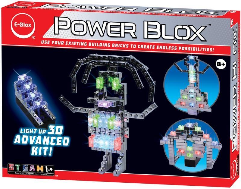 EBlox Power Blox™ Advanced Set