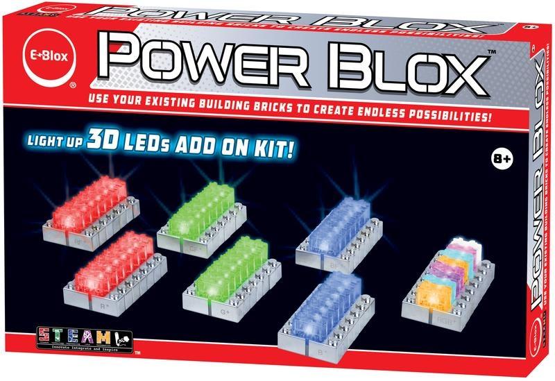 EBlox Power Blox™ LED add-on set