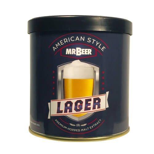 Mr. Beer Craft Beer Kit American Lager