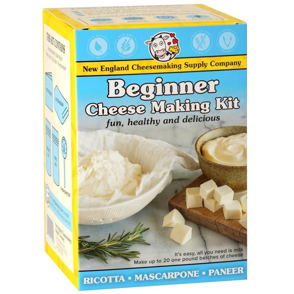 Beginner Cheese Making Kit
