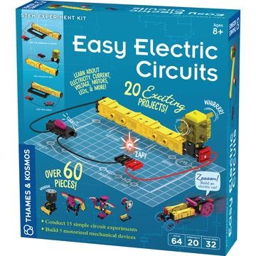 Thames and Kosmos Easy Electric Circuit