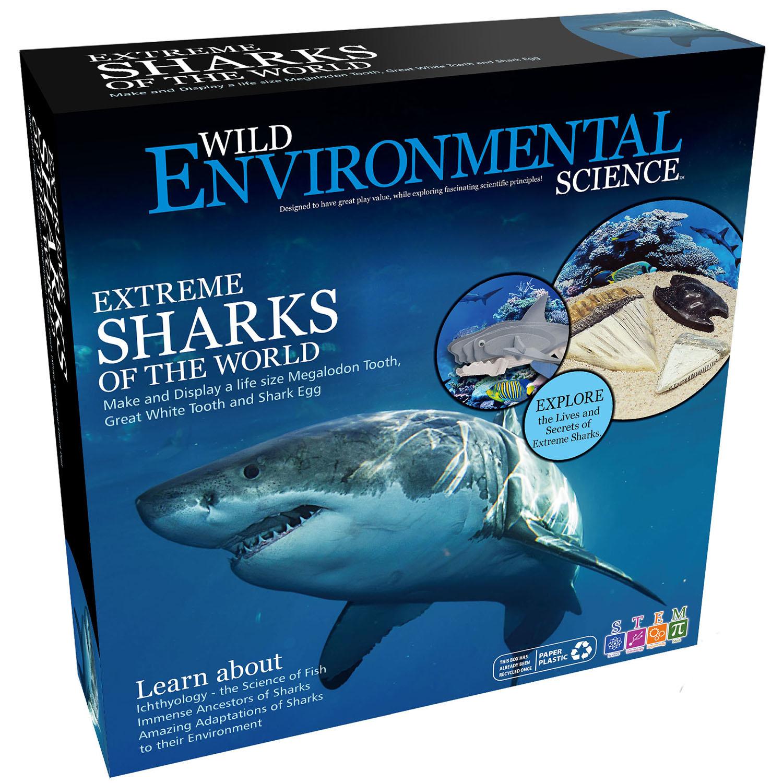Extreme sharks