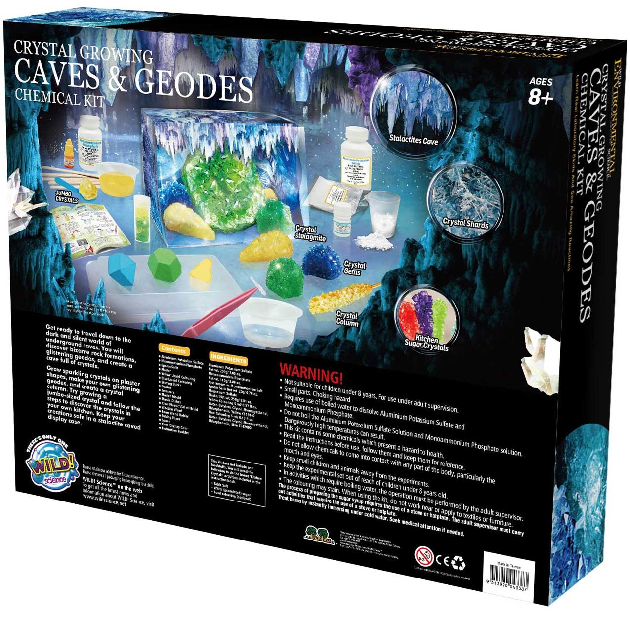 Wild Science Caves and Geodes