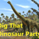 Dig That Dino Exploration Party! 10 kids