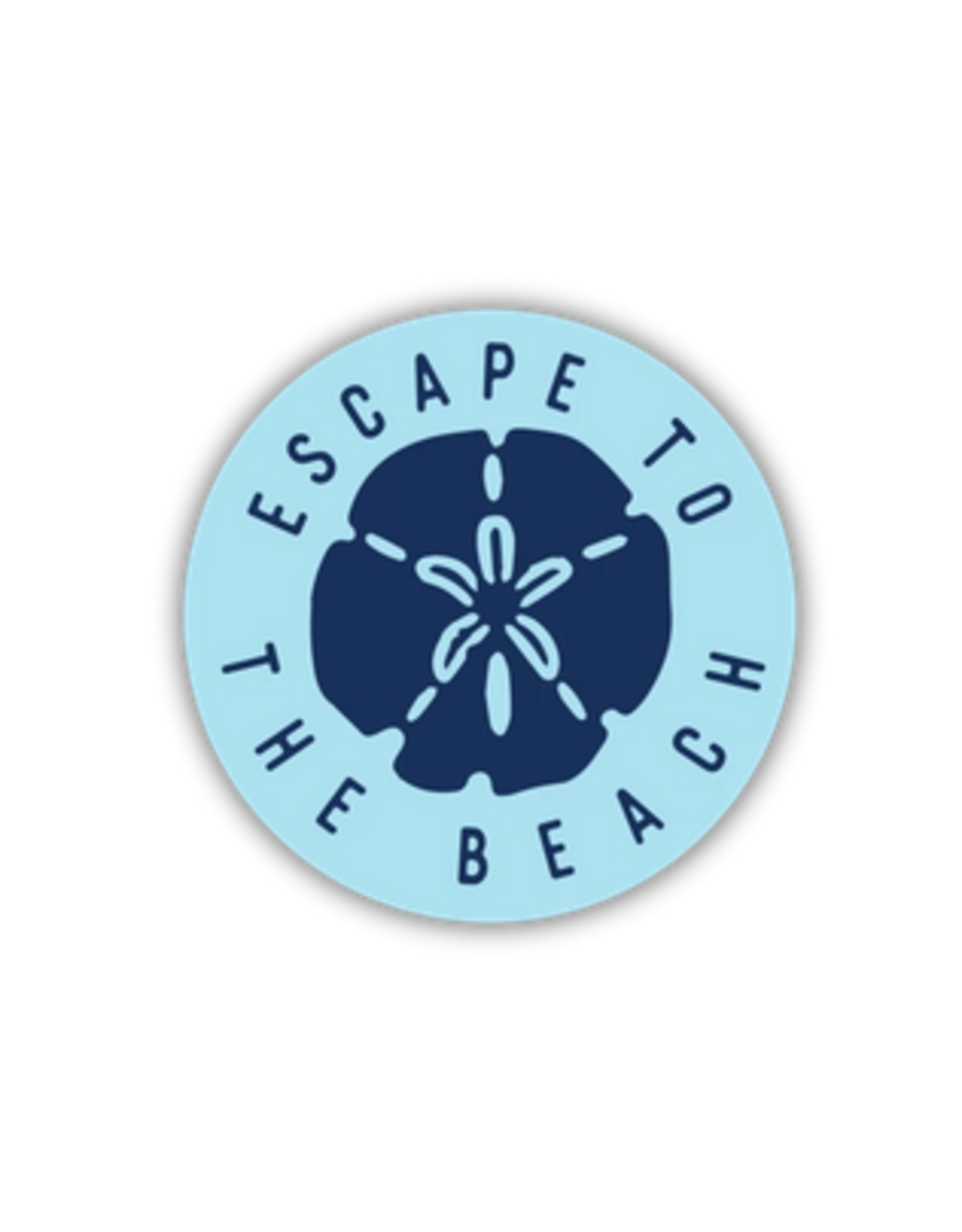 Stickers Northwest Escape Sand Dollar