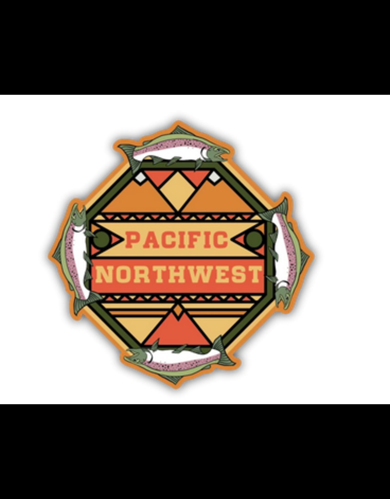 Salmon PNW Mosaic