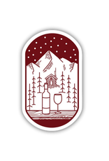 Stickers Northwest Wine and Chill