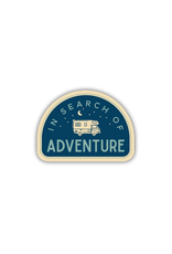 Stickers Northwest In search of adventure patch