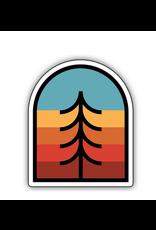 Stickers Northwest Tree Crest