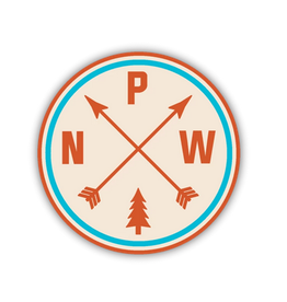 Stickers Northwest PNW Arrows Sticker