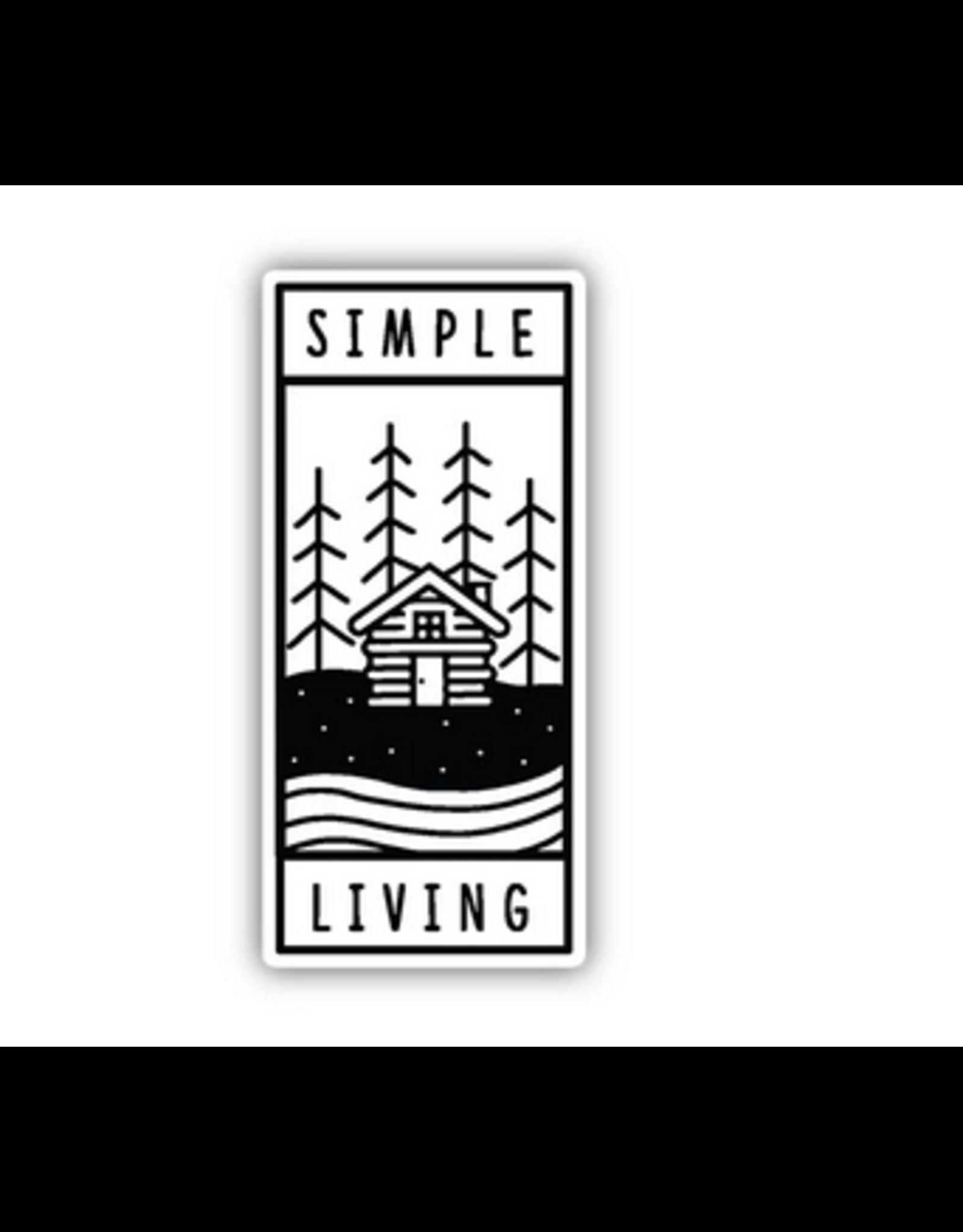 Stickers Northwest Simple Living