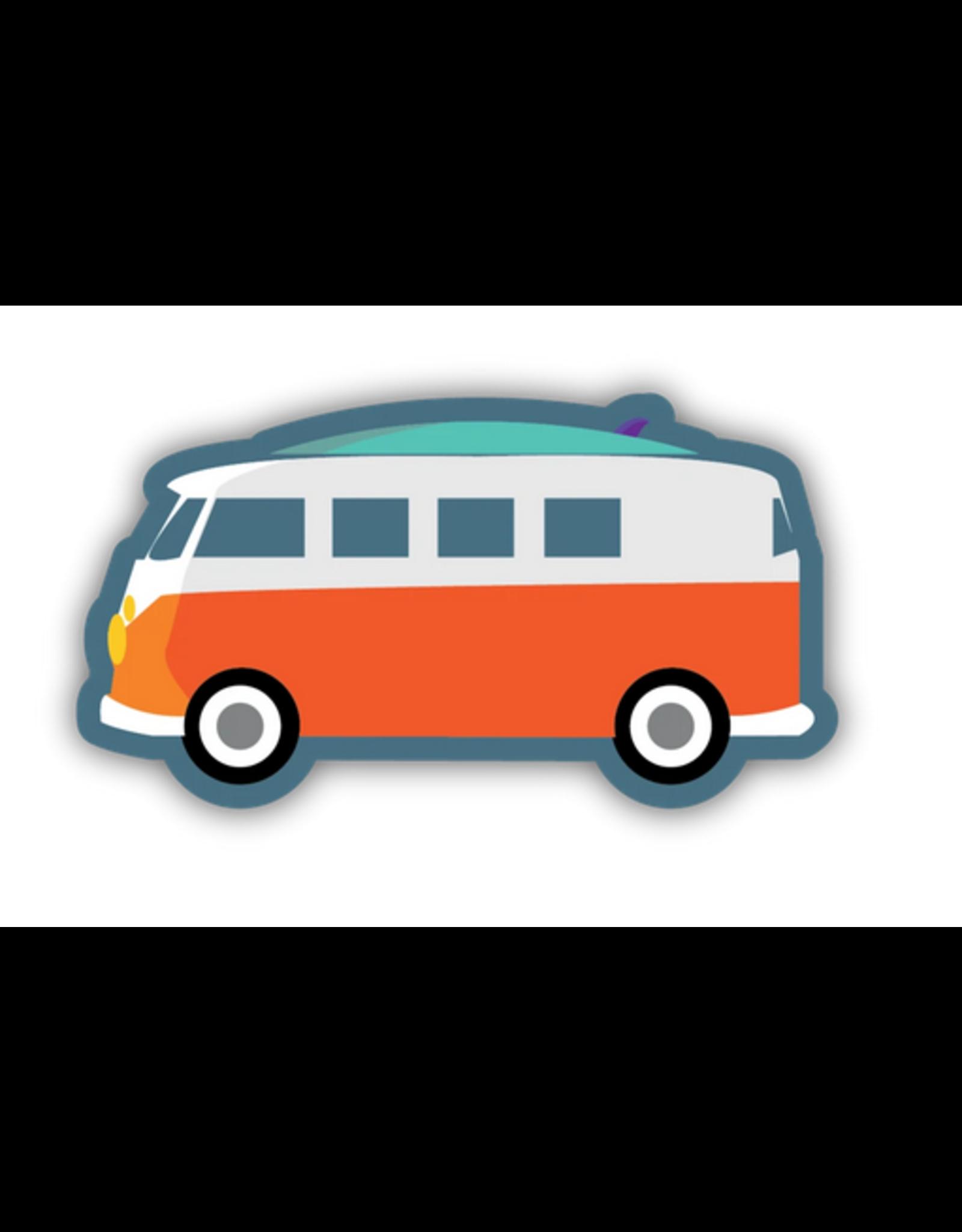 Stickers Northwest Surf Bus Sticker