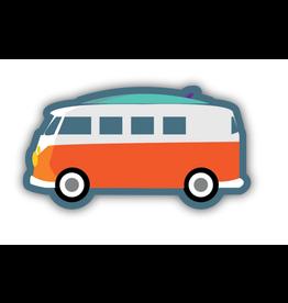 Surf Bus Sticker