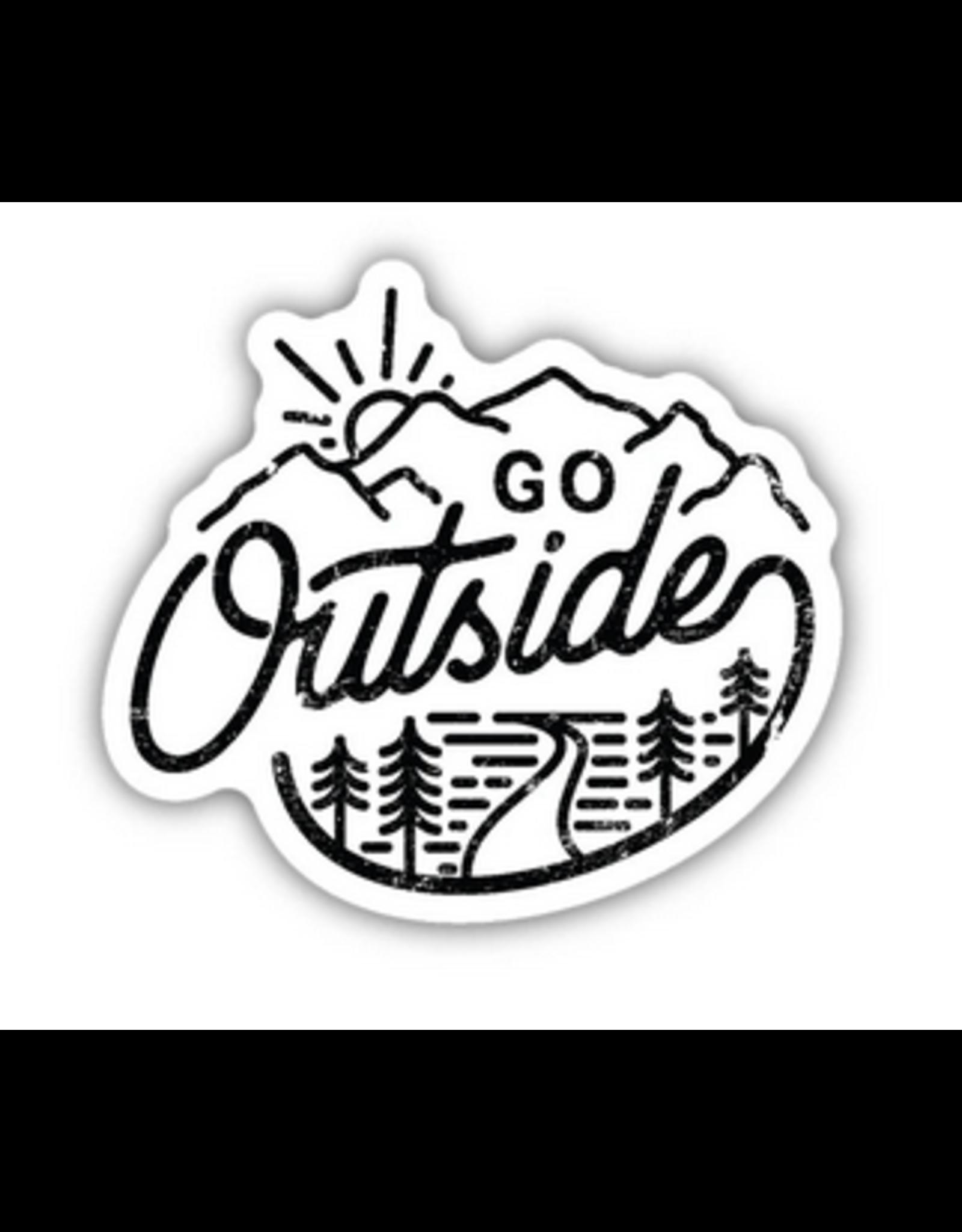 Stickers Northwest Go Outside Sticker