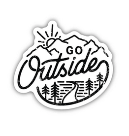 Stickers Northwest Go Outside Sticker