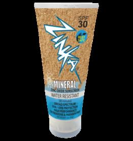 Zinka SPF 30 Clear Zinc Oxide  Mineral Sunscreen Lotion