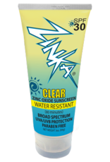 Zinka SPF 30 CLEAR ZINKA WITH 4.5% ZINC OXIDE