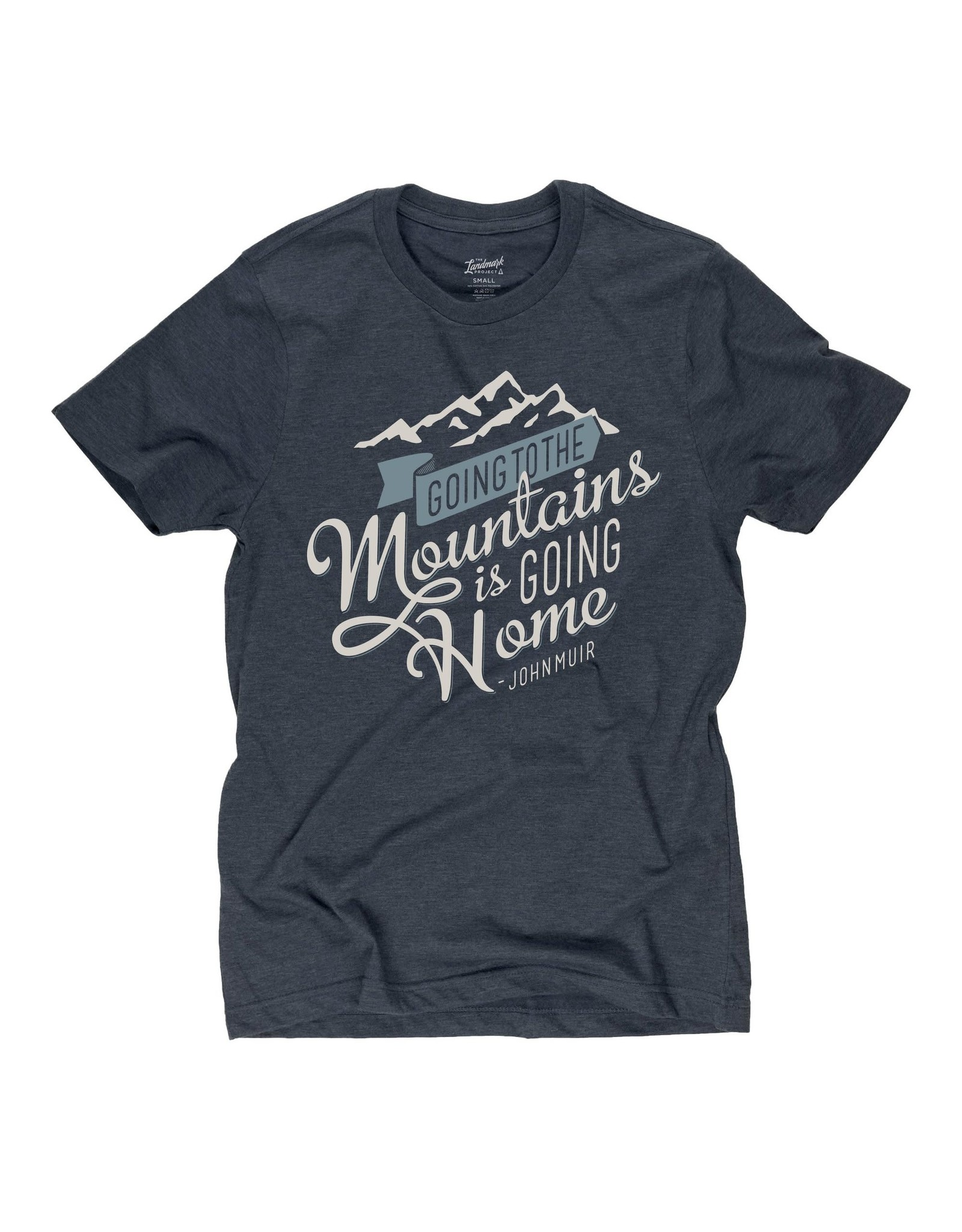 Landmark Going to the Mountains SS Shirt